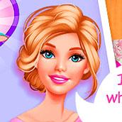 Игра Винтажный шопинг с Барби