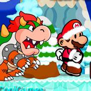 Игра Зимние приключения Марио - картинка