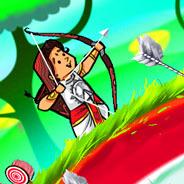 Игра Арджун: лук и стрелы
