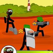 Игра Армия Стикмена: командное сражение