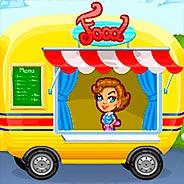 Игра Фургончик с бургерами