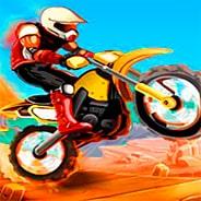 Игра Гонки на мотоциклах: пляж