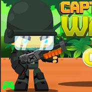 Игра Капитанская война против зомби