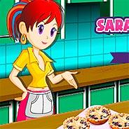Игра Кухня Сары: мясные пирожки - картинка
