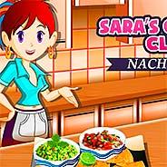 Игра Кухня Сары: начос и соус - картинка
