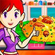 Игра Кухня Сары: трюфель из тыквы
