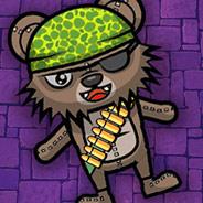 Игра Медведи зомби: ночной шутер - картинка