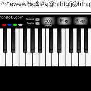 Игра Мелодии для пианино - картинка