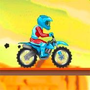 Игра Опасные гонки на мотоциклах