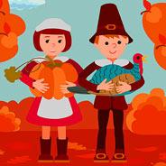Игра Осенний пазл