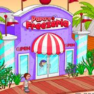 Игра Папа Луи: кафе мороженное - картинка