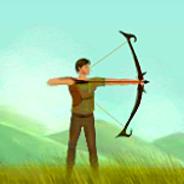 Игра Поединок стрелков из лука - картинка