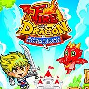 Игра Приключение с огненным драконом