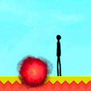 Игра Ракетный удар по Стикмену