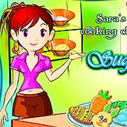 Игра Сахарное печенье по рецепту Сары - картинка