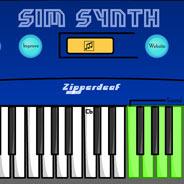 Игра Симулятор синтезатора - картинка