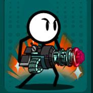 Игра Человечек-палочка: shooter