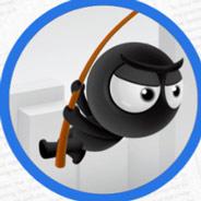 Игра Стикмен: прыжки с веревкой 2