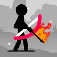 Игра Стрельба из лука со Стикменом 2