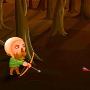 Игра Стрельба из лука в лесу