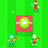 Игра Теннис со Стикменом
