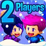 Игра Турнир на двоих в снежки
