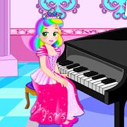 Игра Уроки музыки с принцессой Джульеттой - картинка