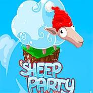 Игра Вечеринка овец на двоих - картинка