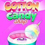 Игра Виртуальный магазин сладкой ваты