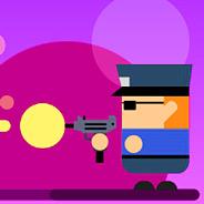 Игра Вооруженный полицейский - картинка