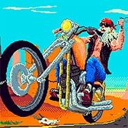Игра Яростный байкер