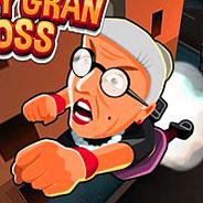 Игра Запуск злой бабушки - картинка
