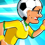 Игра Злая бабушка: Бразилия