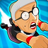 Игра Злая бабушка: раннер
