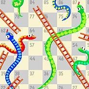 Игра Змея и лестница