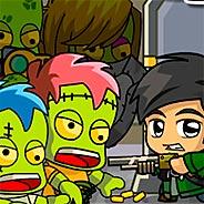 Игра Зомби миссия на двоих