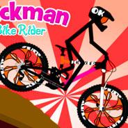 Игра Стикмен: гонки на велосипеде