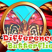 Игра Бабочки: Найди Отличия