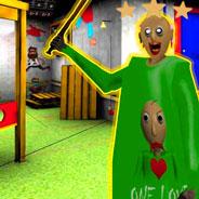 Игра Балди Пазл: Страшный препод