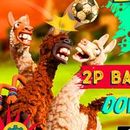 Игра Баранчик Шон: Футбол с Ламой