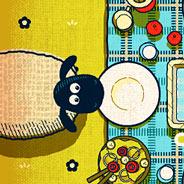 Игра Барашек Шон: Накорми Отару Овец - картинка