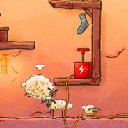 Игра Барашек Шон в Подземелье - картинка
