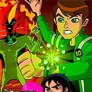 Игра Бен 10: инопланетная сверхсила - картинка