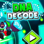 Игра Бен 10: расшифровка ДНК