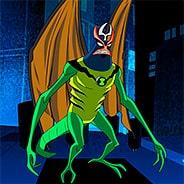 Игра Бен 10: создание пришельца - картинка