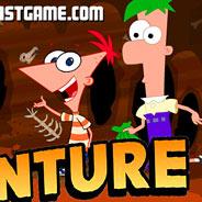 Игра Финес и Ферб: Приключения в Подземелье - картинка