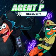 Игра Финес и Ферб Звёздные Войны: Мятежный шпион