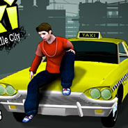 Игра Гангстерское такси - картинка