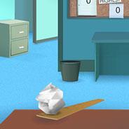Игра Катапульта в офисе - картинка