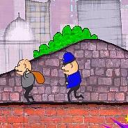 Игра Коп и грабитель - картинка